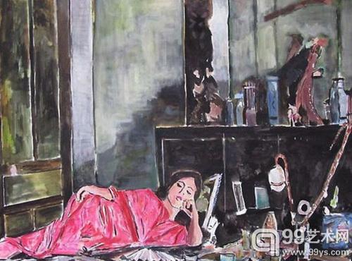 鲍勃·迪伦作品《鸦片》