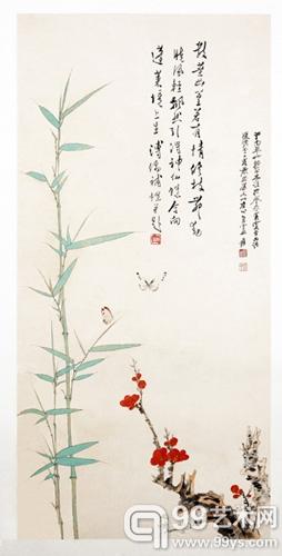 北京永乐2011秋季拍卖书画精品赏析图片