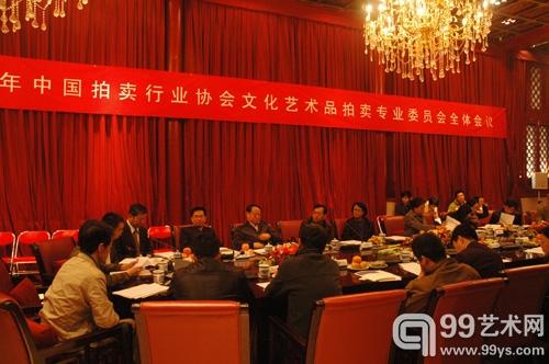 中拍协艺委会召开2011年全体会议