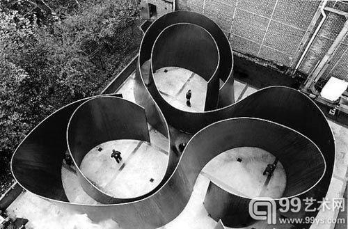 高古轩画廊理查德·塞拉的最新系列作品