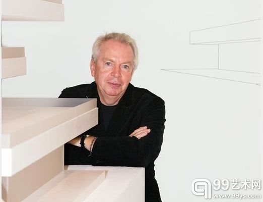 英国建筑师大卫-奇普菲尔德(David Chipperfield)