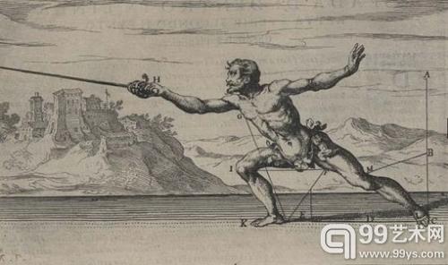 文艺复兴艺术中关于剑的主题