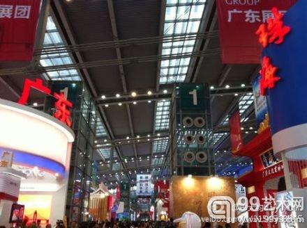 @李大钧baiyaxuan:深圳文博会印象