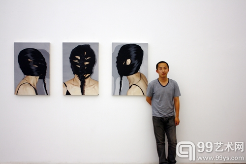 《绘画:靳尚谊与张书笺》和《高伟刚:迷信》于泰康空间开幕