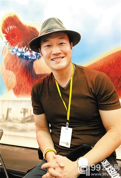 首位闯入迪斯尼的华裔:想让中国动画风行全球