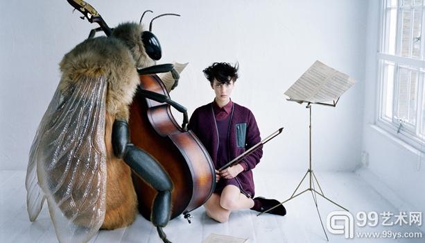 昆虫的异想世界:高桥盾&优衣库最终回