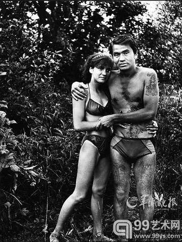 70年代尼古拉Bakharev泳照