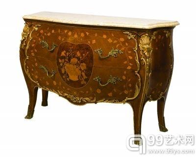 法国19世纪古董家具