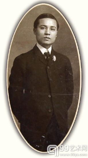 梁启勋(1876~1965)