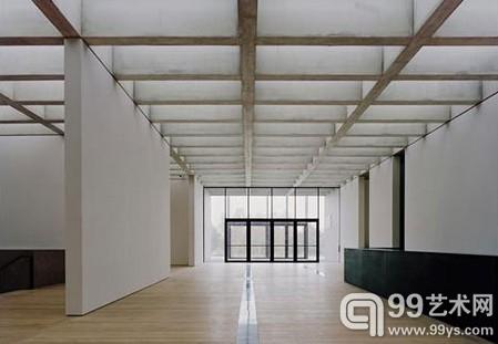 奇普菲尔德的美国圣路易斯美术馆内扩建工程完工