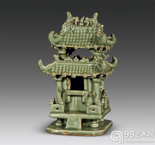 龙泉窑青瓷