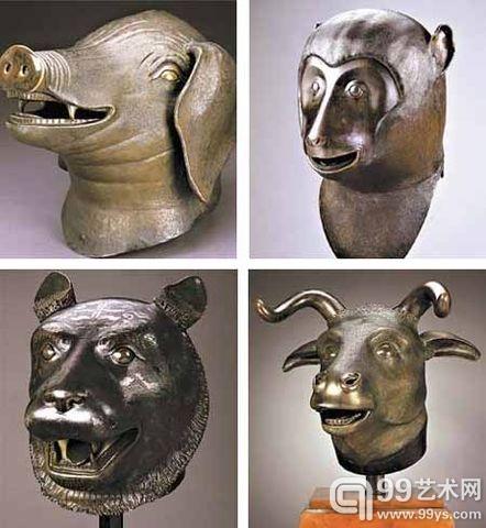 文物局:兽首捐赠利于流失文物回归