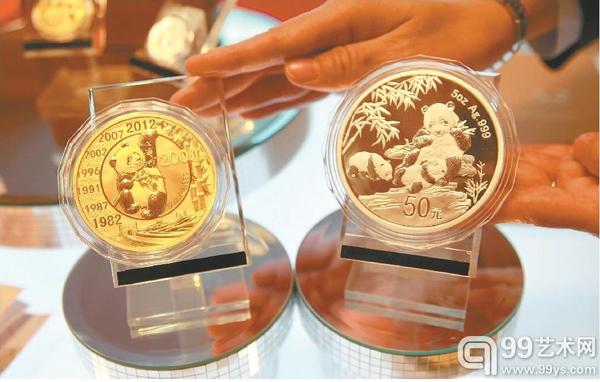 """金价下跌""""熊""""了熊猫币 金银币市场迎来""""寒冬"""""""