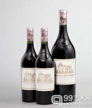 侯伯王1961年(12瓶)- 估价:19万至32万港元/2万5,000至4万美元
