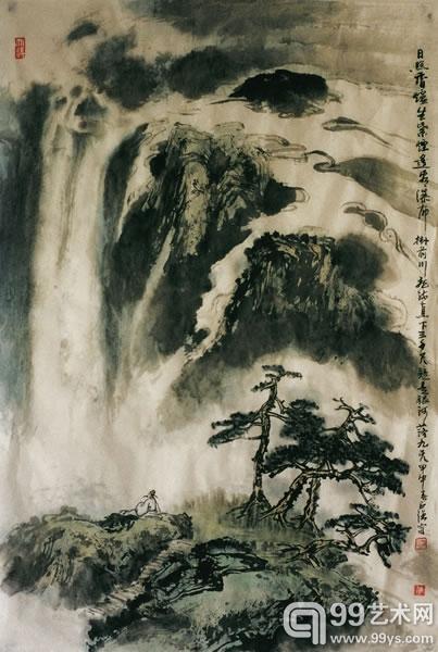 中国书画鉴赏之气势恢宏:构图篇图片