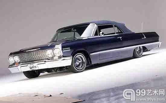 即将被拍卖的老爷车是科比的妻子瓦妮莎在2006年送他的圣诞礼物