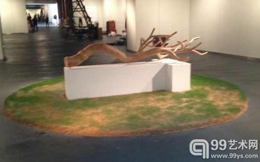 台湾雕塑艺术家作品