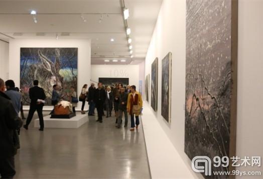 巴黎现代艺术博物馆馆长:曾梵志回顾展展览前言