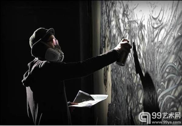 DALEAST: 名声在外的涂鸦艺术家