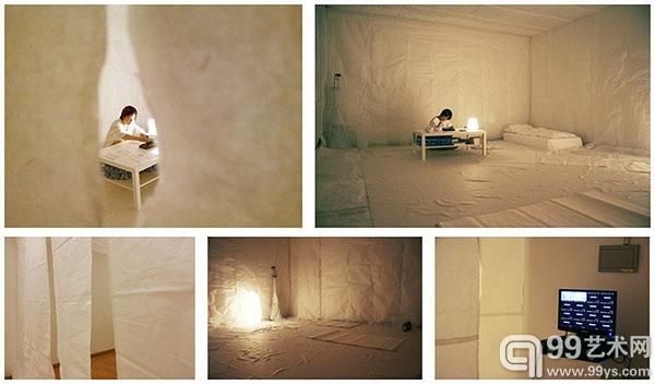 【拍卖双年展】肖鲁10月28日起辟谷 开始创造《皮纸间》