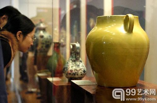 """南京博物院开""""文物医院"""":3D打印修国宝"""
