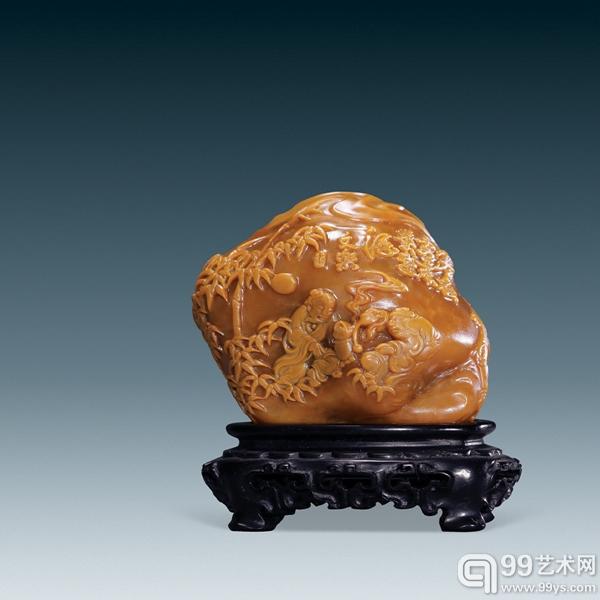美石精雕    57 - h_x_y_123456 - 何晓昱的艺术博客
