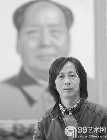 画家刘杨:画伟人为了不忘历史