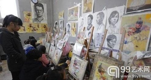 艺考经济:备战艺考两年 花费将近10万