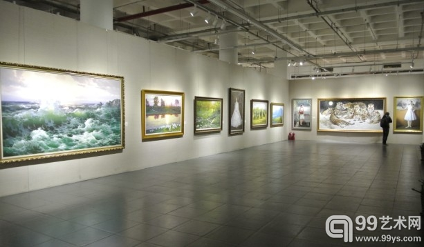 国艺美术馆展览现场图片
