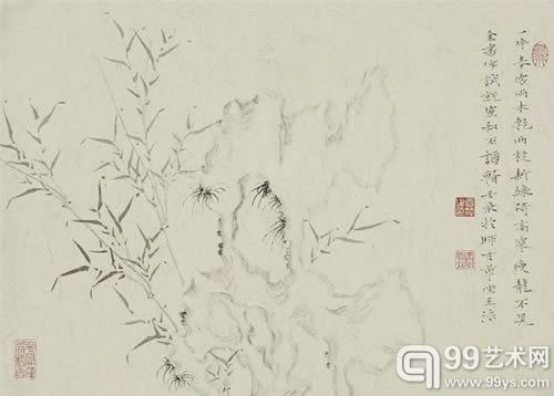 江苏凤凰2013秋季拍卖——当代水墨之王法
