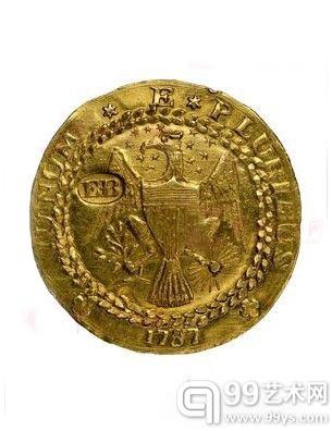 首款珍贵古币布拉瑟达布伦金币