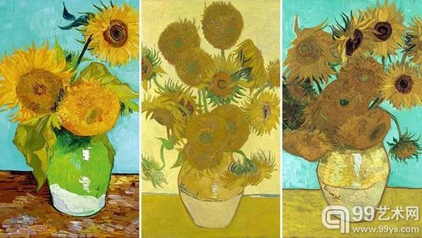 向日葵,1888——文森特·梵高