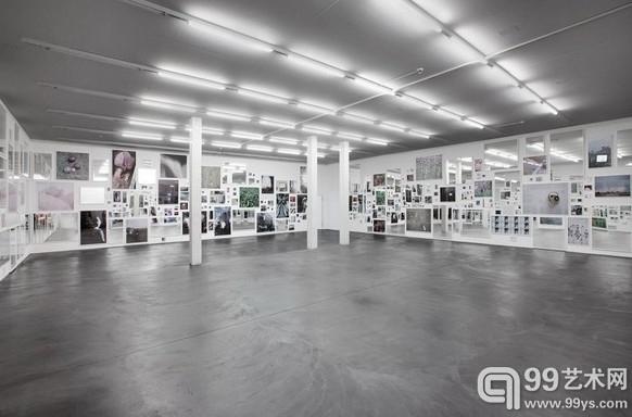 道格拉斯·戈登个展在苏黎世开幕