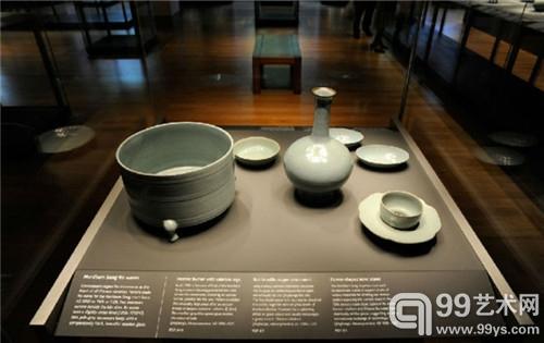 英国大维德基金会收藏汝窑瓷器
