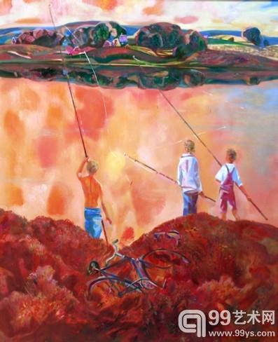 2014俄罗斯油画名家作品邀请展