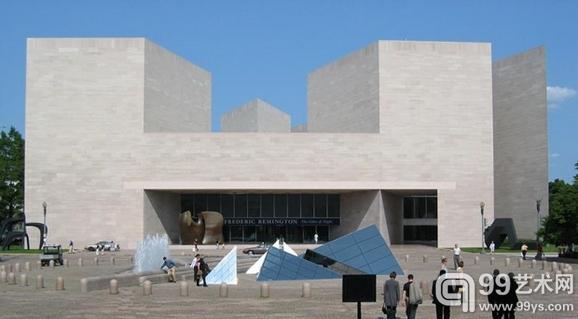 华盛顿国立美术馆获得摄影作品捐赠