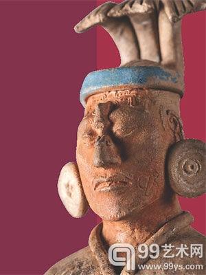 墨西哥国家人文历史博物馆珍藏展