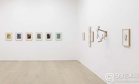 Al Taylor作品展在伦敦David Zwirner画廊开幕