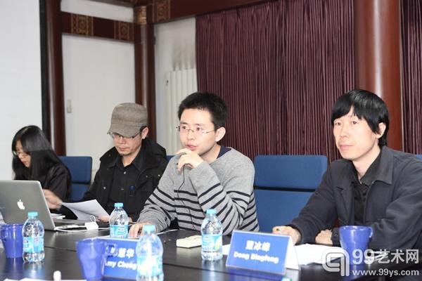 北京论坛现场学者发言