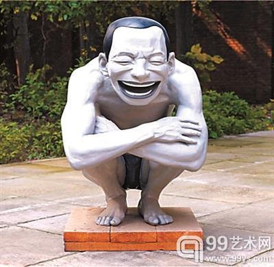 岳敏君变脸:我就是想让自己变得矛盾