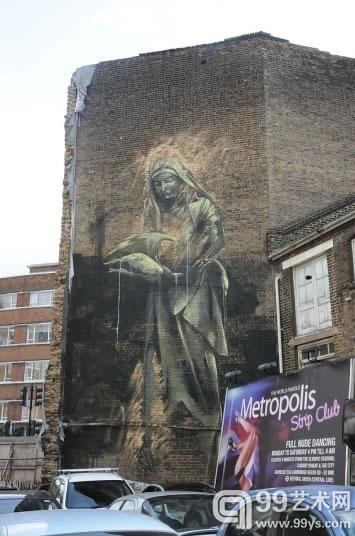 全球街头艺术(Global Street Art)