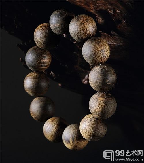 奇楠珠串  产区:越南芽庄