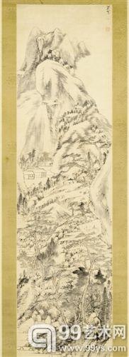 八大山人作品在佳士得拍出高价