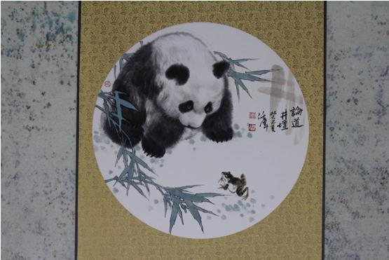 信息中心 大熊猫的写意画法   你了解水墨画竹子的画法吗?