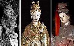 晋城玉皇观二十八星宿像,中国的一次文艺复兴?