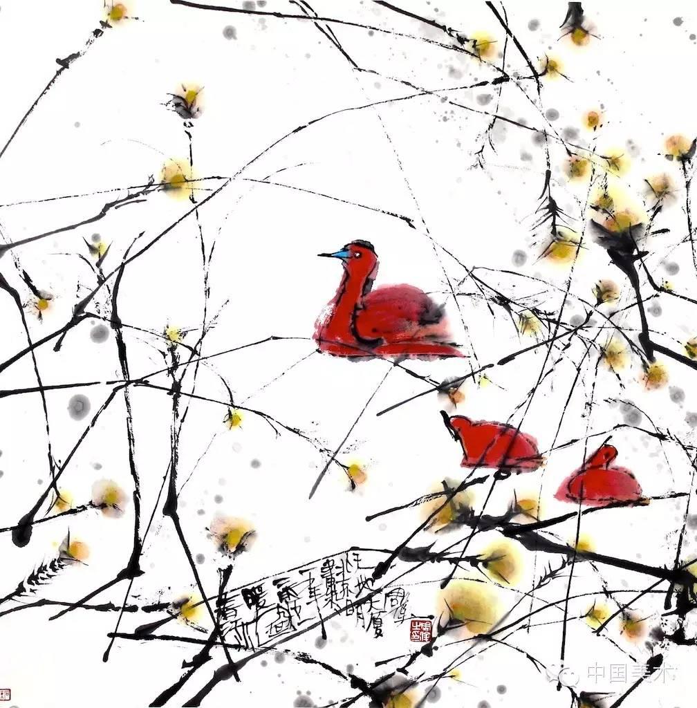 周俊论艺——中国写意水墨画与西方黑白画的差别